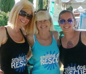 Smiling Dog Rescue Volunteers